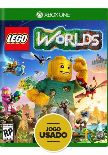 Lego Worlds - Xbox One (Usado)