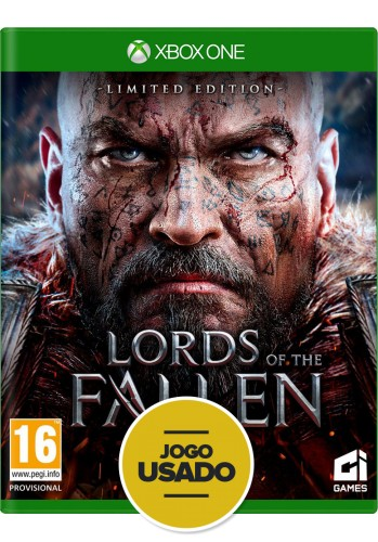 Lords of the Fallen (seminovo) - Xbox One
