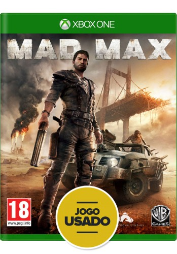 Mad Max (seminovo) - Xbox One