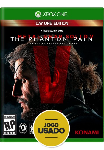 Metal Gear Solid V: The Phantom Pain (seminovo) - Xbox One