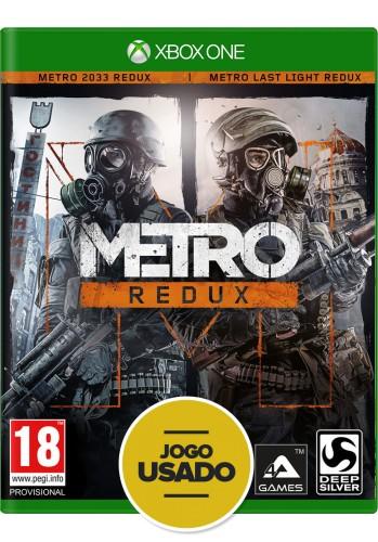 Metro Redux - Xbox One (Usado)