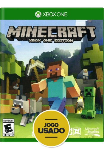 Minecraft - Xbox One (Usado)
