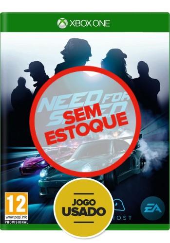 Need For Speed (seminovo) - Xbox One
