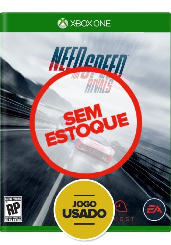 Need for Speed: Rivals - Xbox One ( Usado )