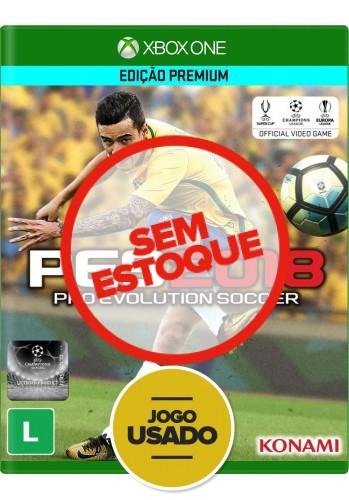 PES 2018: Pro Evolution Soccer - Xbox One (Usado)