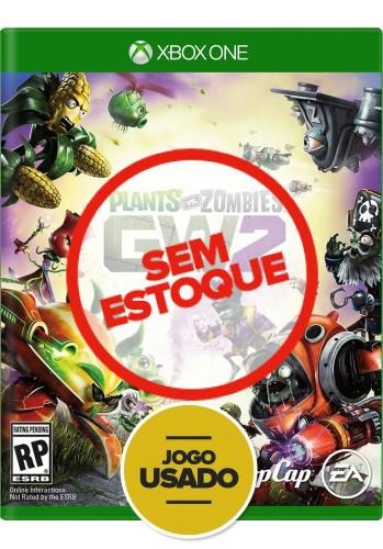 Plants vs Zombies Garden Warfare 2 - Xbox One (Usado)