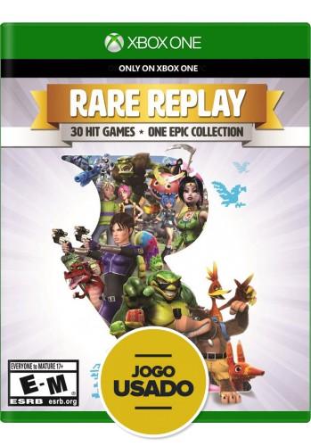 Rare Replay (seminovo) - Xbox One