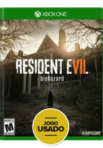 Resident Evil 7: Biohazard - Xbox One ( Usado )