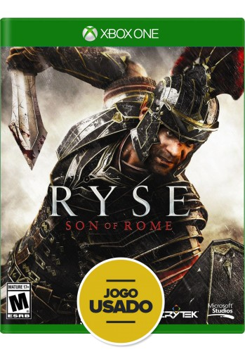 Ryse: Son of Rome (seminovo) - Xbox One