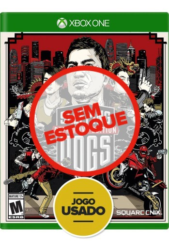 Sleeping Dogs - Definitive Edition (seminovo) - Xbox One
