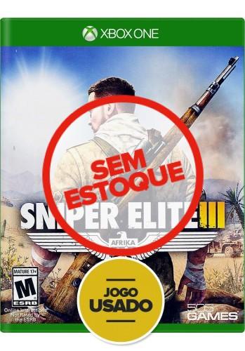 Sniper Elite 3 (seminovo) - Xbox One