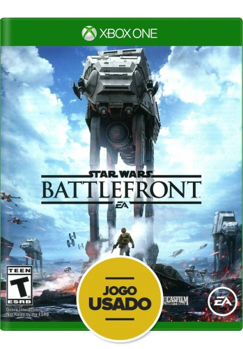 Star Wars: Battlefront - Xbox One (Usado)