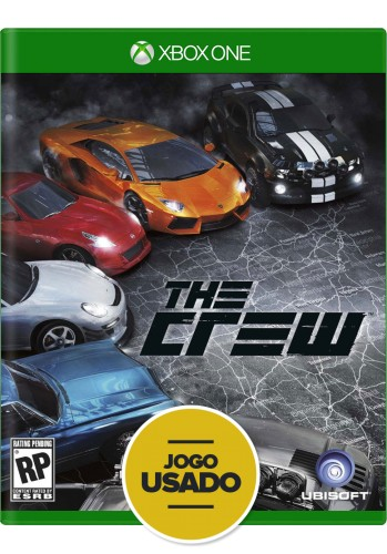The Crew - Xbox One ( Usado )