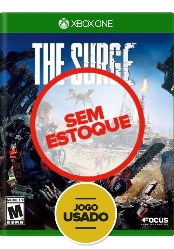The Surge - Xbox One ( Usado )