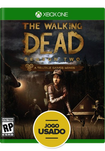 The Walking Dead Season Two - Xbox One (Usado)