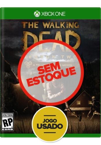 The Walking Dead Season Two - Xbox One (Usado)