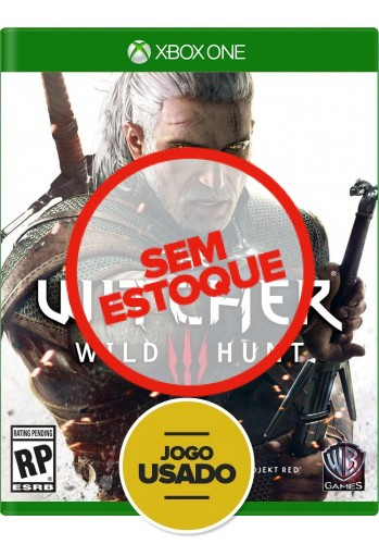 The Witcher 3: Wild Hunt - Xbox One (Usado)