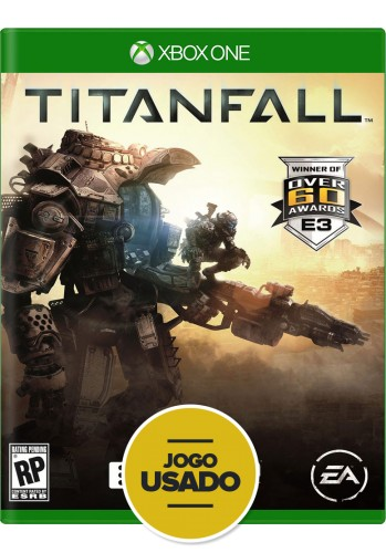 Titanfall (seminovo) - Xbox One