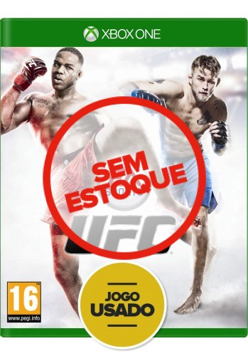 UFC (seminovo) - Xbox One