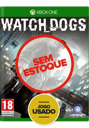Watch Dogs (seminovo) - Xbox One