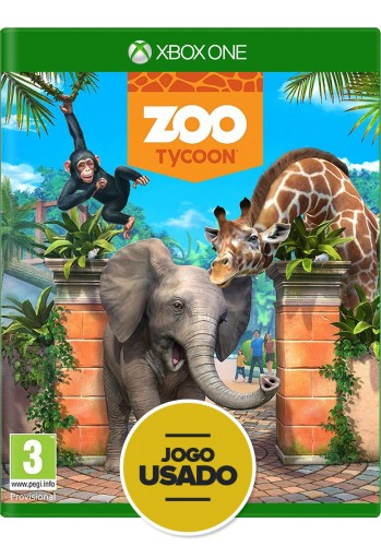 Zoo Tycoon (seminovo) - Xbox One