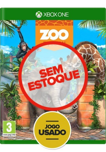 Zoo Tycoon (seminovo) - Xbox One