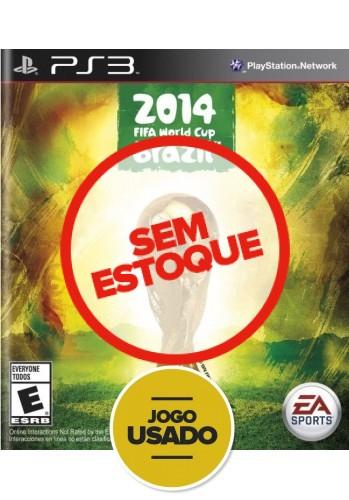 FIFA Copa 14 (seminovo) - PS3