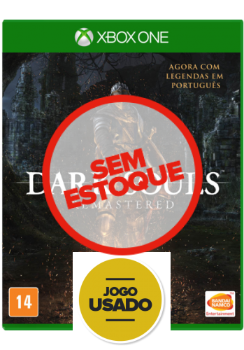 Dark Souls Remastered - Xbox One (Usado)