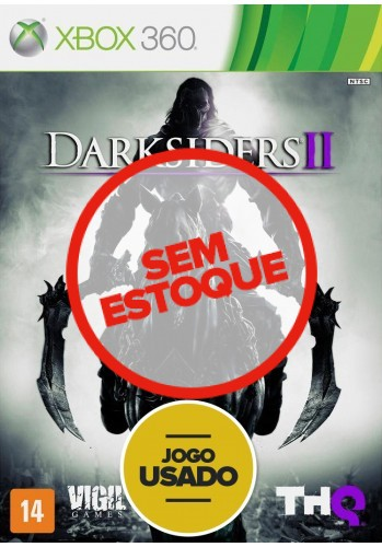 Darksiders II (seminovo) - Xbox 360