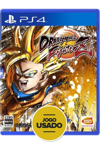 Dragon Ball FighterZ - PS4 (Usado)