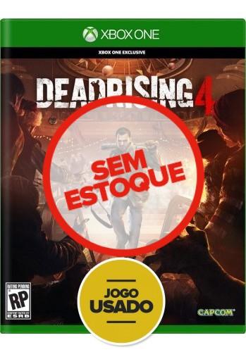 Dead Rising 4 (seminovo) - Xbox One