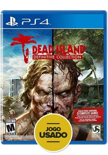 Dead Island - Riptide (seminovo) - PS3
