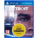 Detroit Become Human - PS4 (usado)