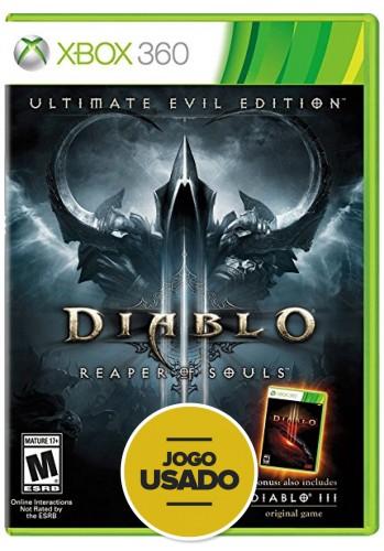 Diablo III - Reaper of Souls  - Xbox 360 ( Usado )