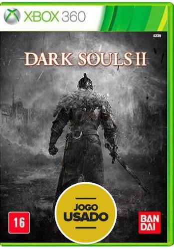 Dark Souls II (seminovo) - Xbox 360