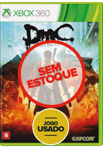 DMC - Devil May Cry  (seminovo) - Xbox One
