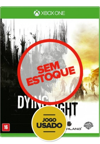 Dying Light  (seminovo) - Xbox One