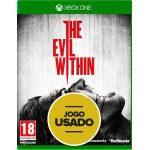 The Evil Within (seminovo) - Xbox One