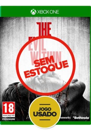 The Evil Within (seminovo) - Xbox One