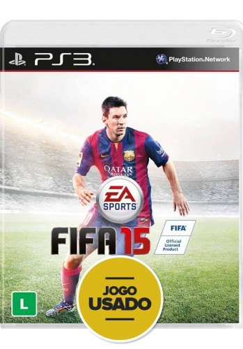 FIFA 15 (seminovo) - PS3