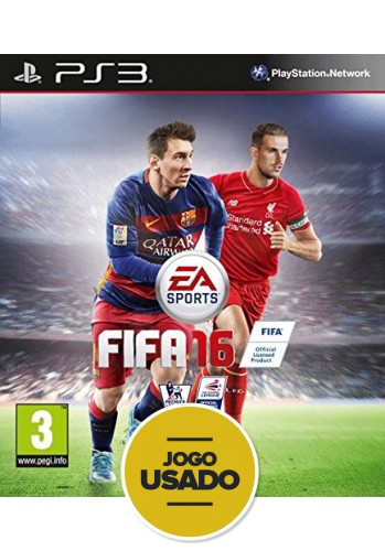 FIFA 16 (seminovo) - PS3