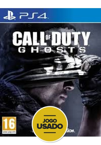 Call Of Duty Ghosts - PS4 ( Usado )