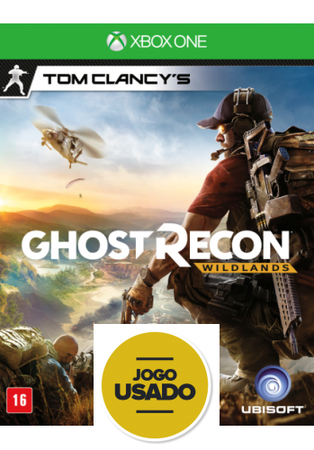 Tom Clancy's - Ghost Recon Wildlands - Xbox One ( Usado )