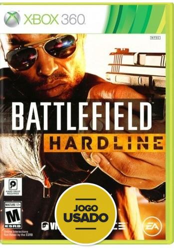 Battlefield Hardline (seminovo) - Xbox 360