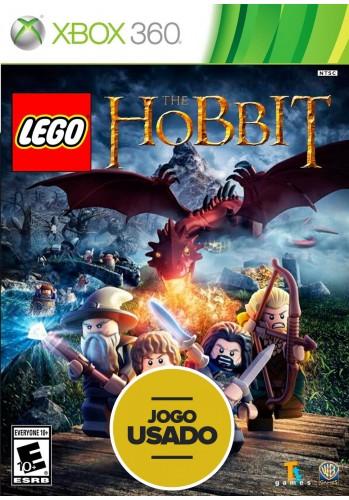 Lego: O Hobbit (seminovo) - Xbox 360