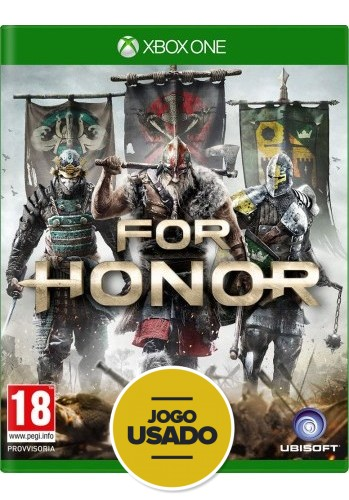 For Honor  (seminovo) - Xbox One
