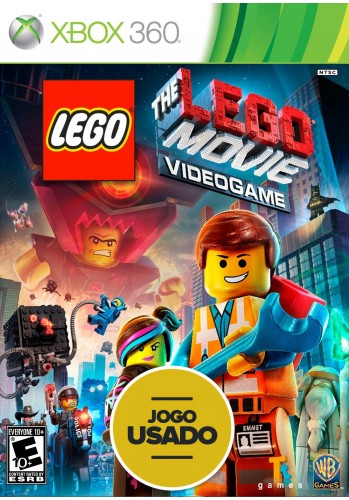 Lego The Movie (seminovo) - Xbox 360