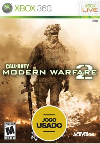 Call of Duty: Modern Warfare 2 (seminovo) - Xbox 360