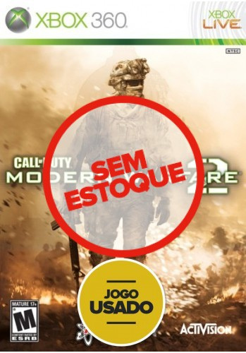 Call of Duty: Modern Warfare 2 (seminovo) - Xbox 360