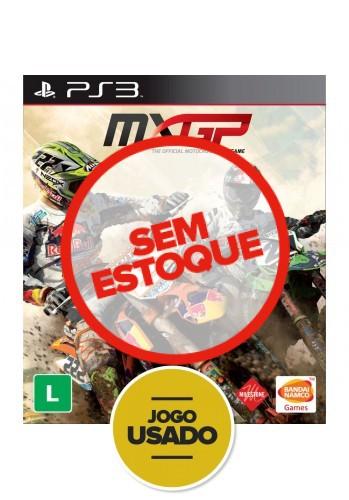 Mxgp - PS3 ( Usado )